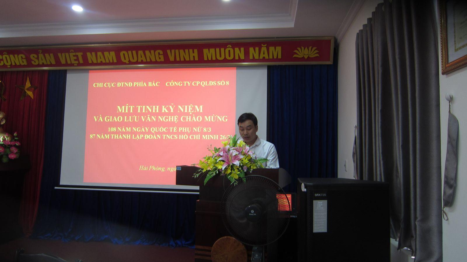 Một số hình ảnh kỷ niệm 108 ngày Quốc tế phụ nữ 08/3, 87 năm ngày thành lập Đoàn TNCS Hồ Chí Minh 26/3