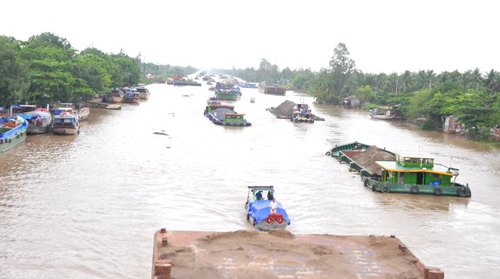 Thủ tục công bố hạn chế giao thông đường thủy nội địa